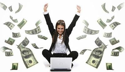 hasilkan uang dari blog