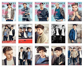 Poll: Who's The Hottest One Direction Teen Vogue Cover Boy?