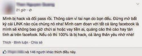 Xử Lý Sự Cố Khi Click Phải Link Lừa Đảo Trên Facebook 4
