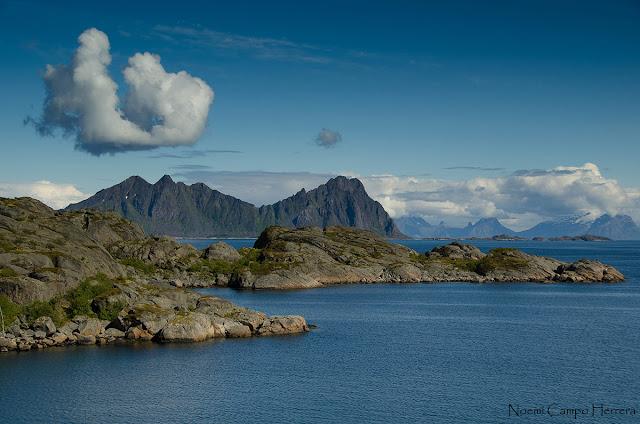 panoramica islas lofoten