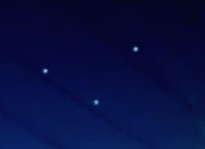 Triangle UFO Captured Above Rockland 2015, UFO Sighting News