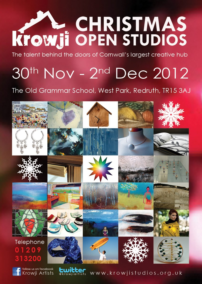 Christmas Open Studios - Krowji Redruth