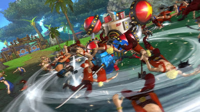 One Piece Pirate Warriors 3-screenshot