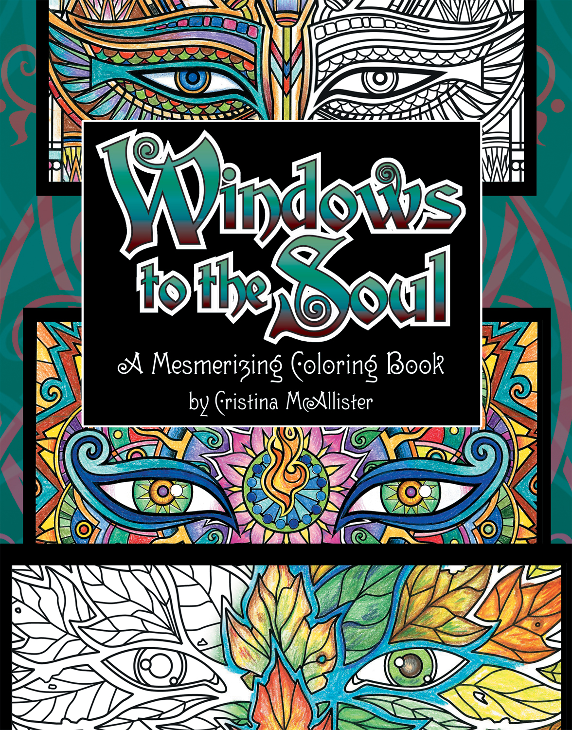 My Second Coloring Book Is Now Available