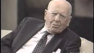 Phillip Carret , Warren Buffett's Hero, guest of Louis Rukeyser