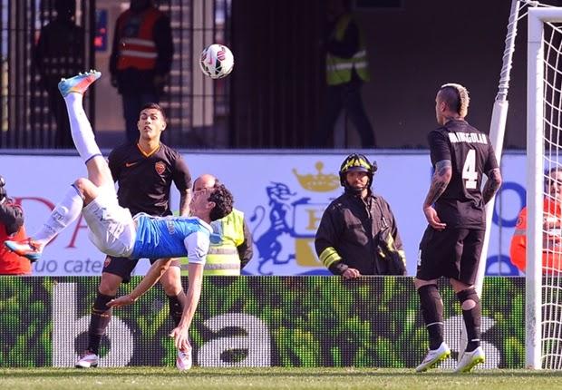 AS Roma Kembali Tertahan