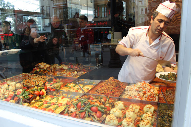 Türk-Osmanlı yemek çeşitleri