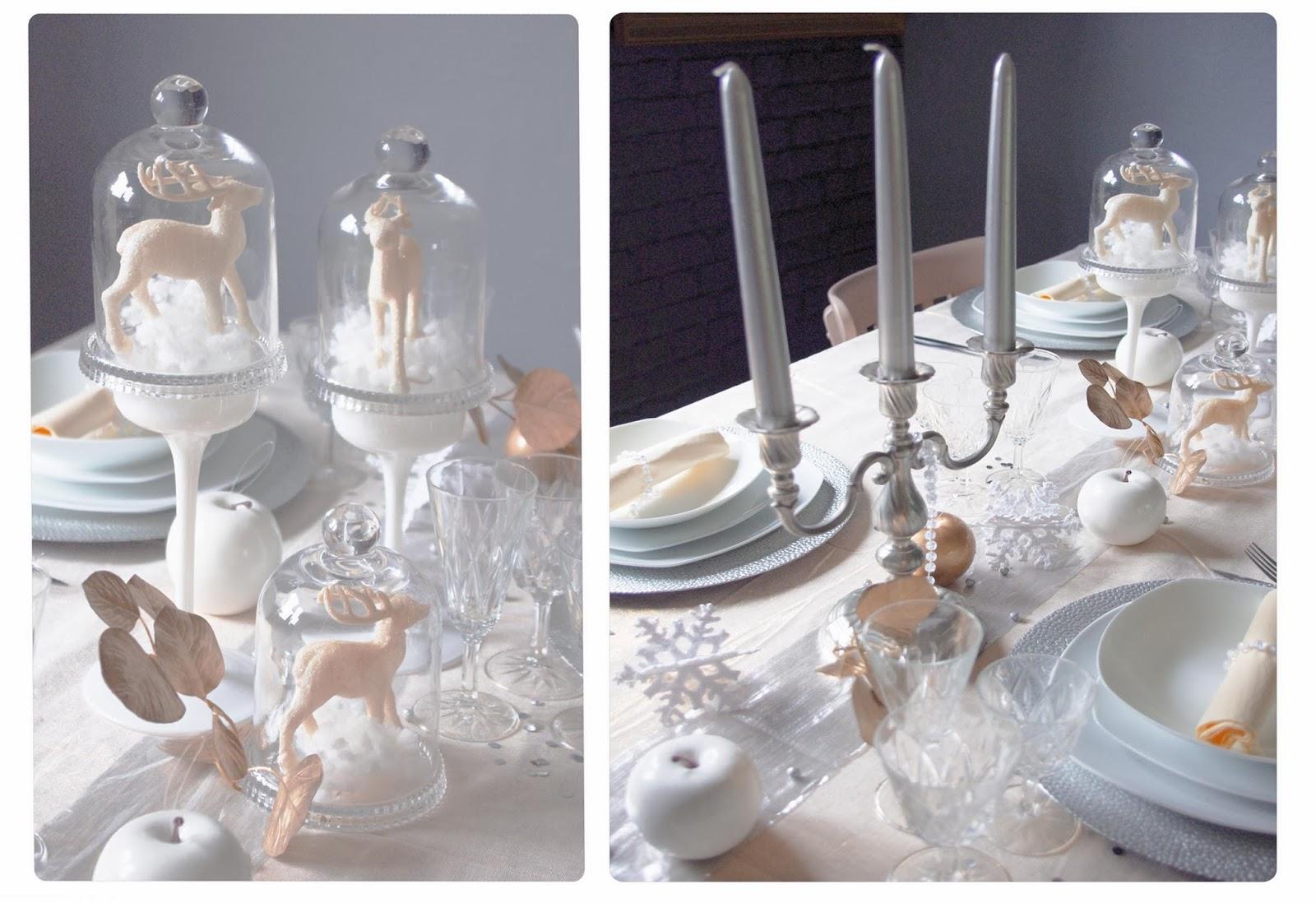 #786353 La Table De Noël Petit Retour En Image. Chez Cette Fille 6155 decoration de table de noel 2014 1600x1098 px @ aertt.com