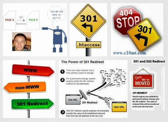 Thuật ngữ Redirect 301 là gì trong SEO ?