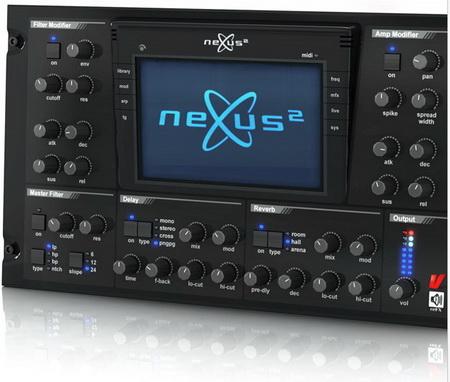 nexus total piano expansion