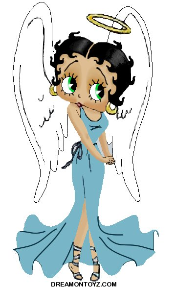 Betty Boop Pictures Archive Betty Boop Angel Images