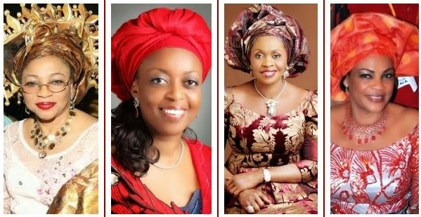 female Nigerian  billionaires