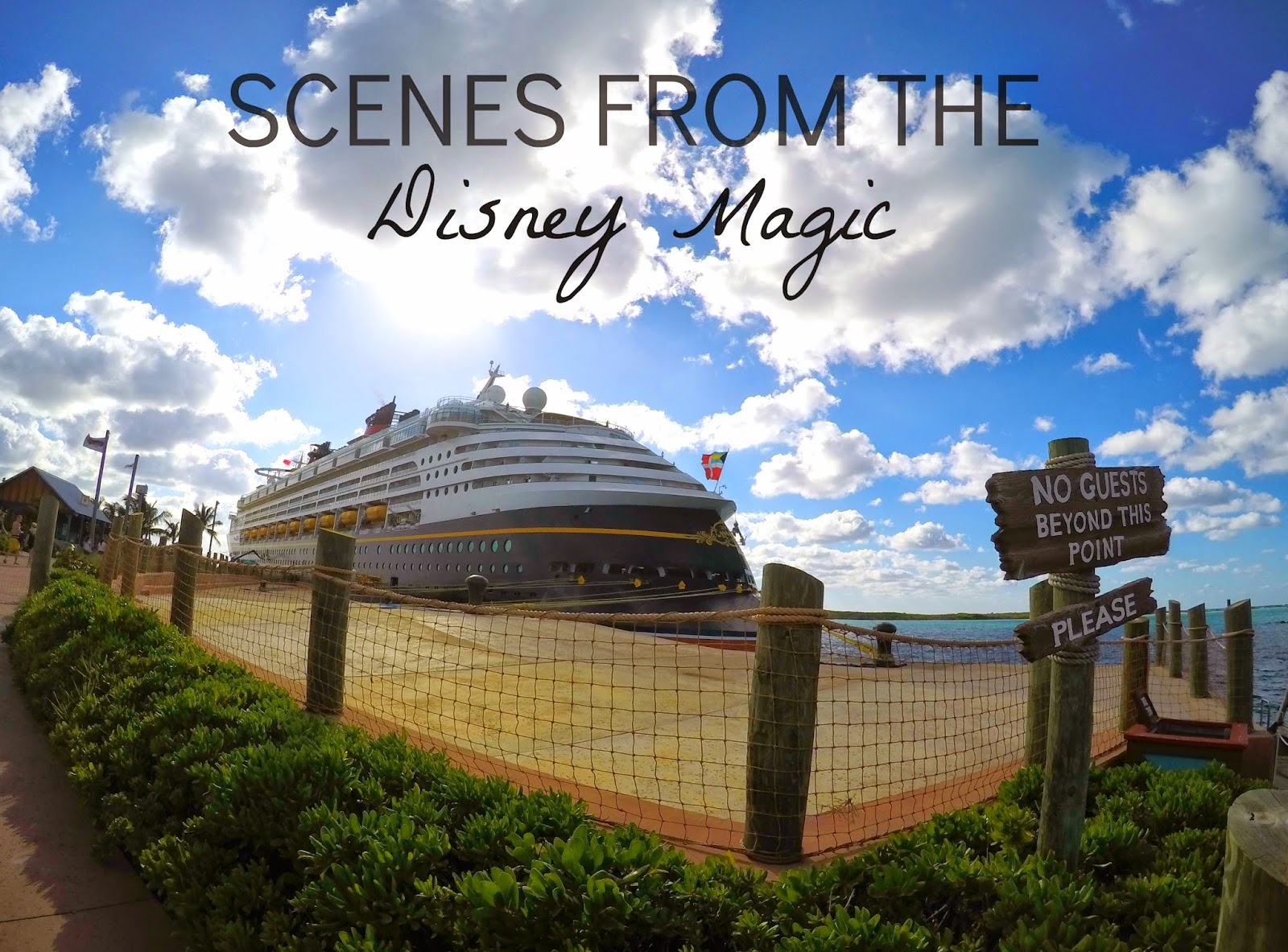Photos of the Disney Magic Cruise Ship