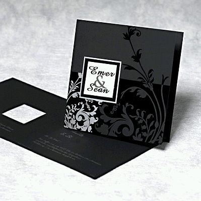Black Tie Event Invitation as nice invitation example