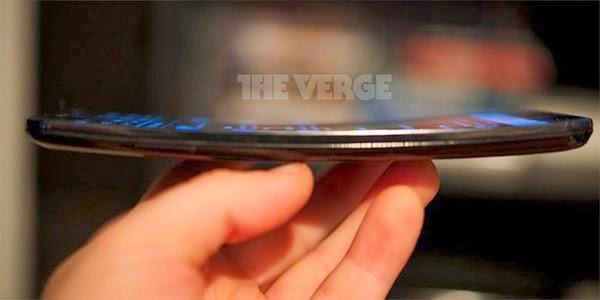 LG Phone Curve
