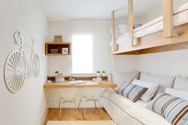 Escritorio en habitaciones juveniles colores en casa for Escritorios para habitaciones juveniles