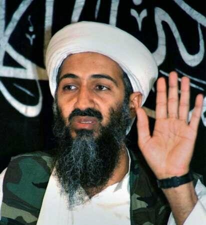 in laden captured hanged. Osama in Laden it took years.