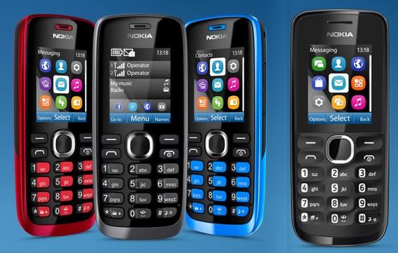 Nokia 110 dan Nokia 112 Handphone Dual SIM Murah Fitur Lengkap