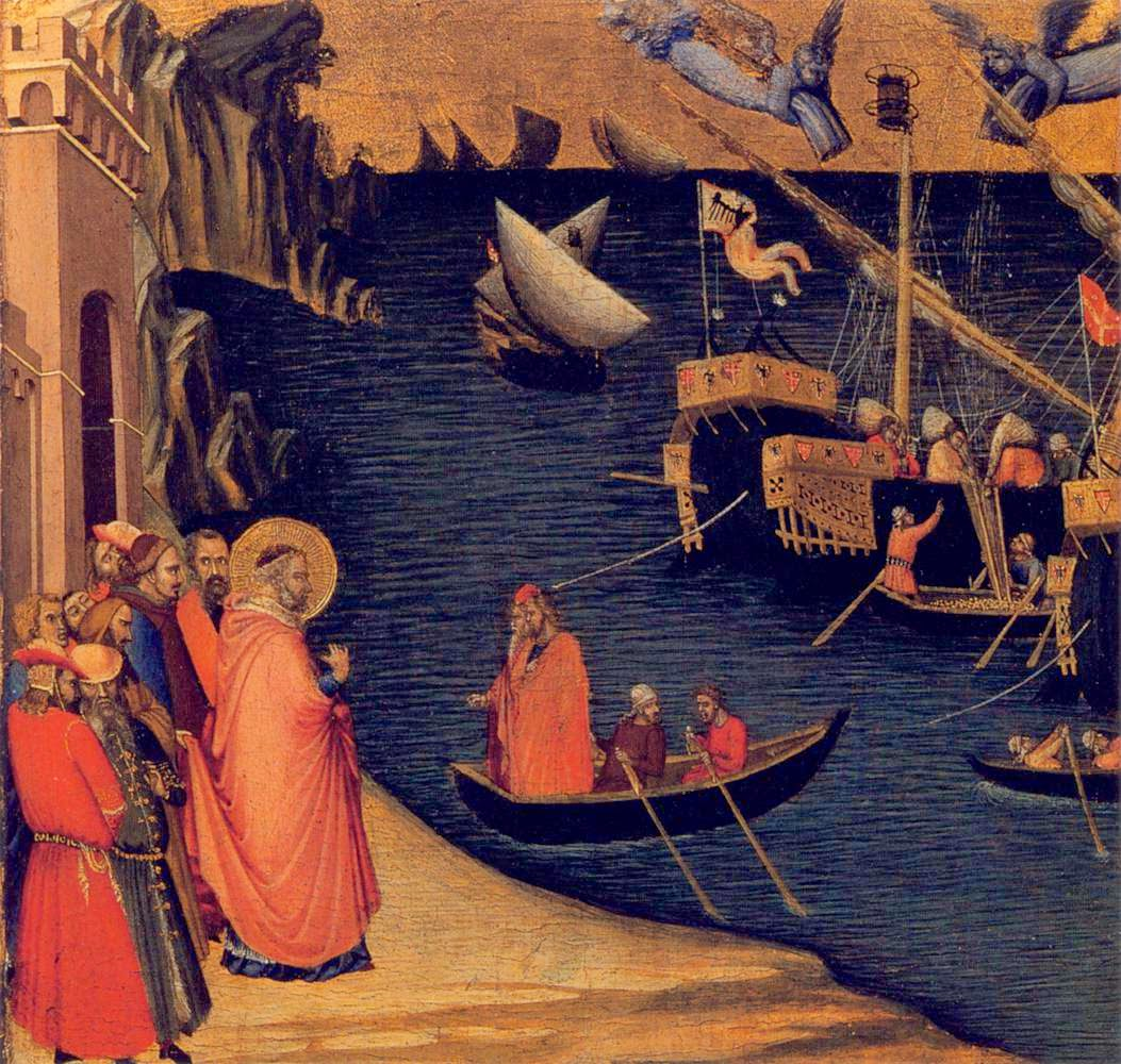 ambroggio lorenzetti A great event for the city of siena: the exhibition dedicated to ambrogio lorenzetti , an important painter of the siena artistic school of the fourteenth century.