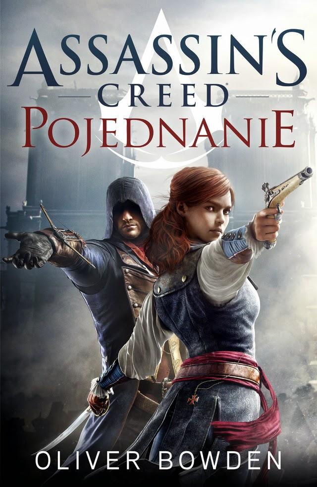 """""""Assassin's Creed: Pojednanie"""" – najnowsza powieść Olivera Bowdena z bestsellerowej serii już od 3 grudnia w księgarniach."""