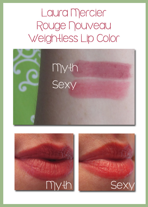 Laura Mercier New Rouge Nouveau Weightless Lip Colour