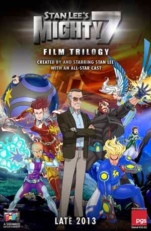 Stan Lees Mighty 7 (2014) BluRay 720p cupux-movie.com