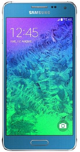 Harga spesifikasi Samsung Galaxy Alpha terbaru 2015