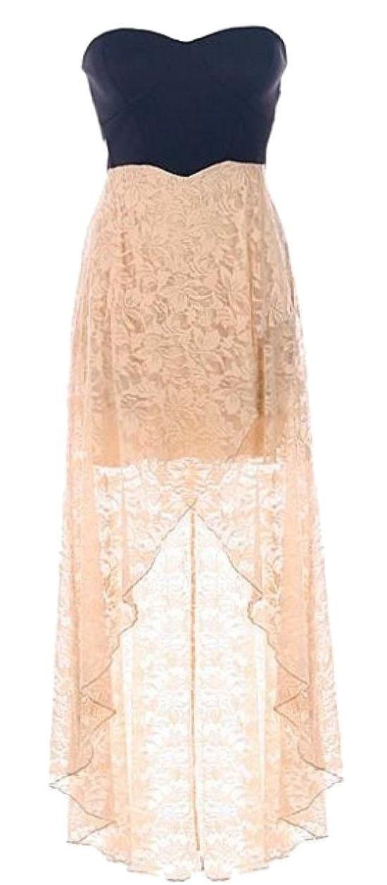 Gorgeous Chantilly Maxi Dress