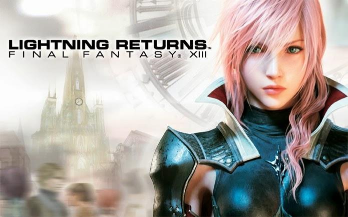 Veja prévia do jogo Lightning Returns: Final Fantasy 13