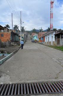 Calle principal Villarrica Tolima