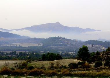 Serra de Mariola.