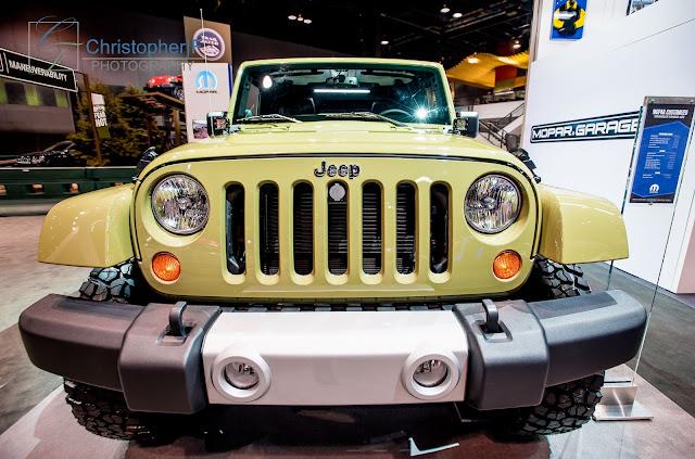 Jeep Sahara 4 door
