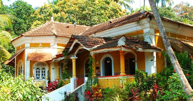 Rising demand of property in goa buy indian house at for Architecture design for home in goa