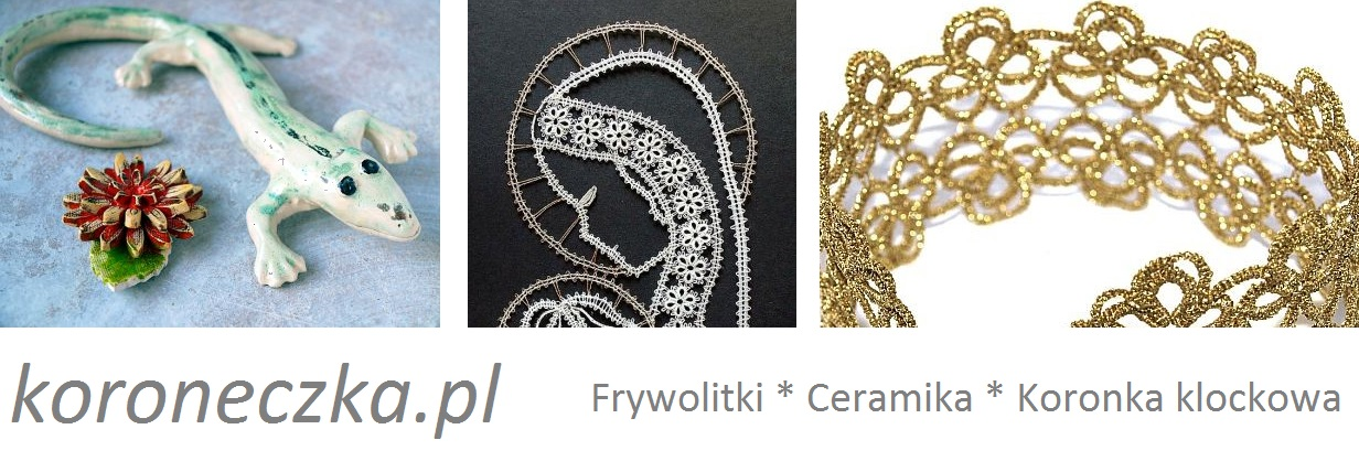 Koroneczka - frywolitki i ceramika