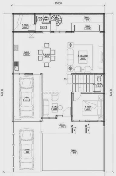 Arsitektur Rumah Minimalis Terbaik 2014
