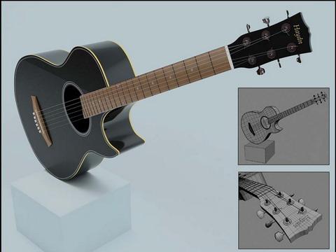 3d Max Models 3d Puzzle Image