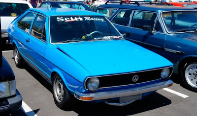 Passat Turbo 75