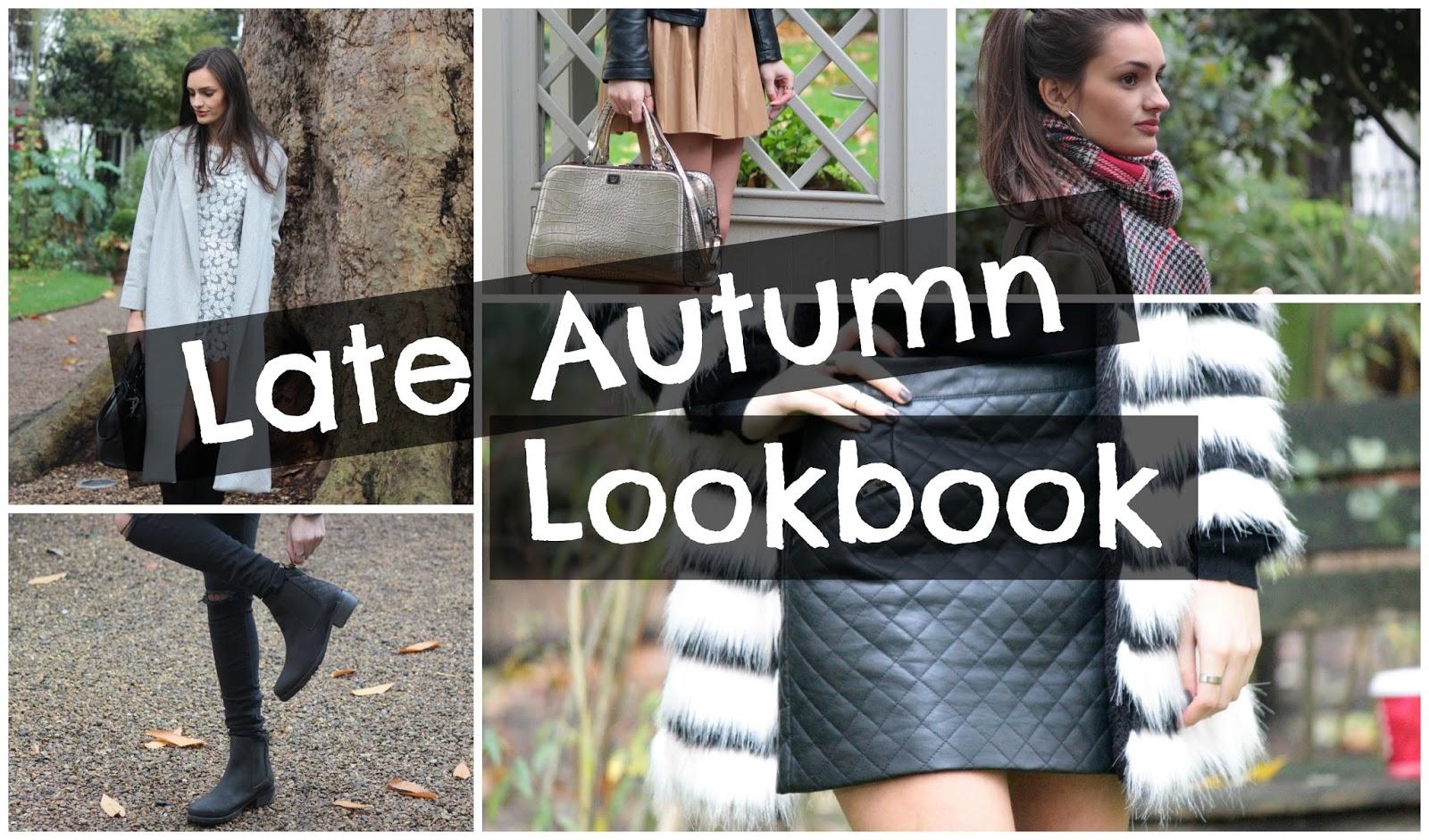 Late Autumn Lookbook