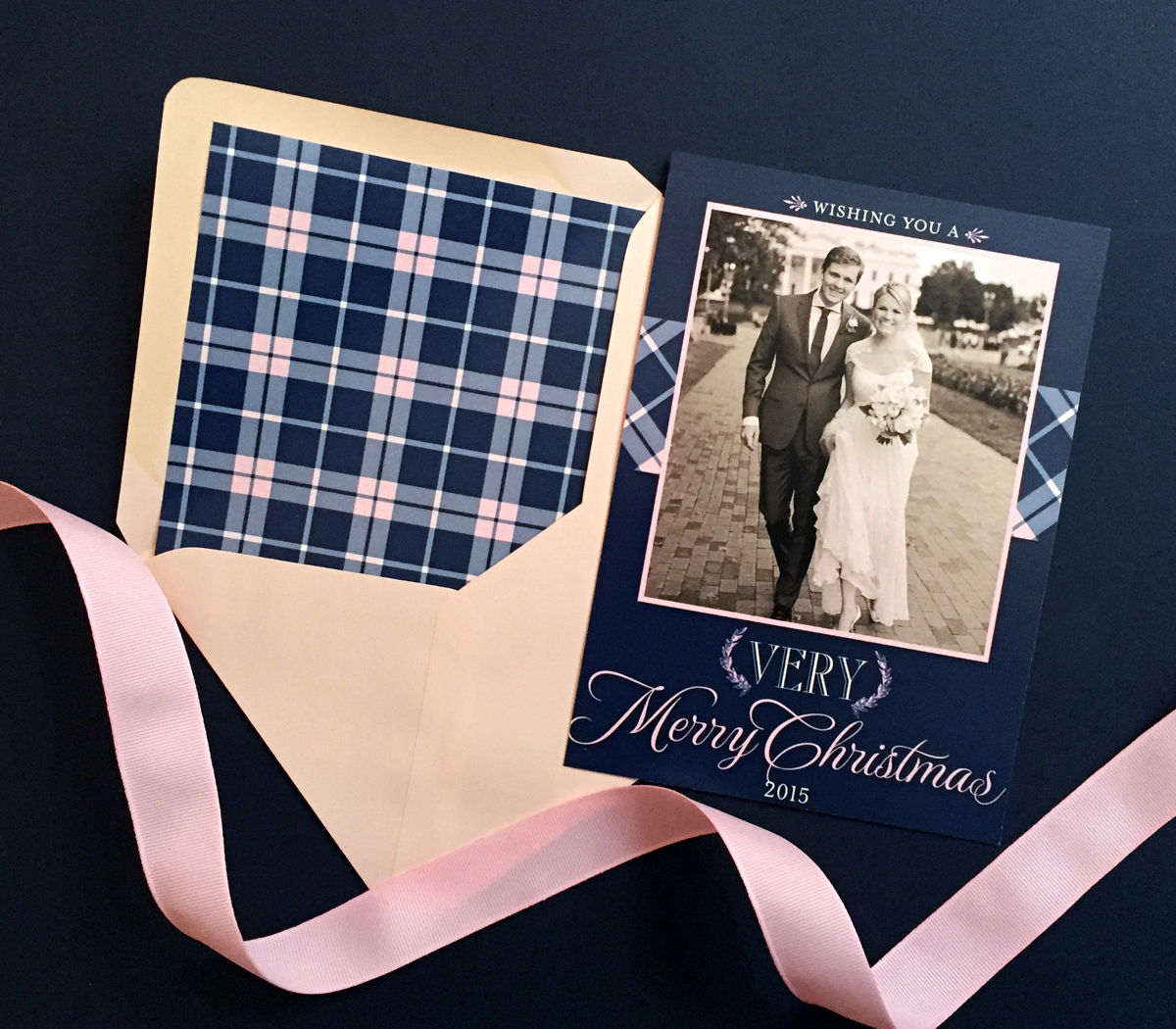 Nico and LaLa: Custom Holiday Card Reminder