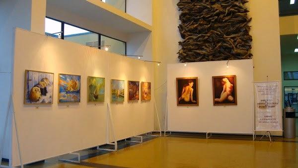 Exposición Colectiva en la Universidad de los Lagos