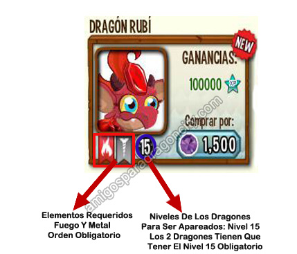 Cria Y Apareamiento De Dragones Especiales En Dragon City | Amigos