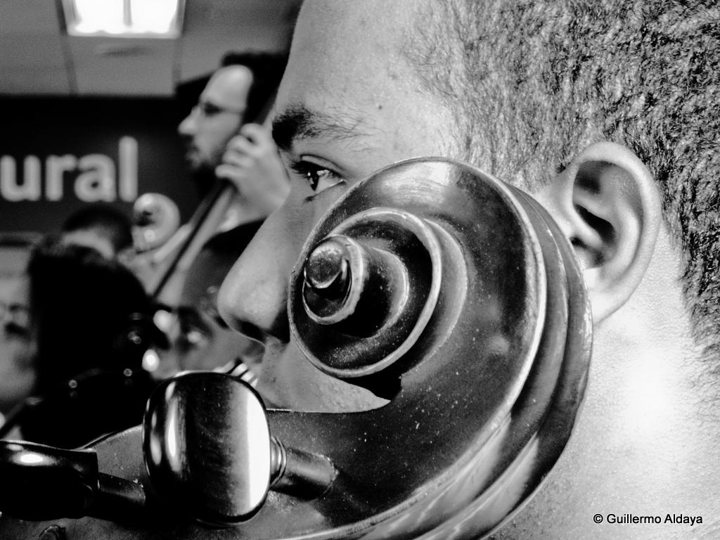 Orquesta Sinfónica de Barra Mansa, by Guillermo Aldaya / PhotoConversa