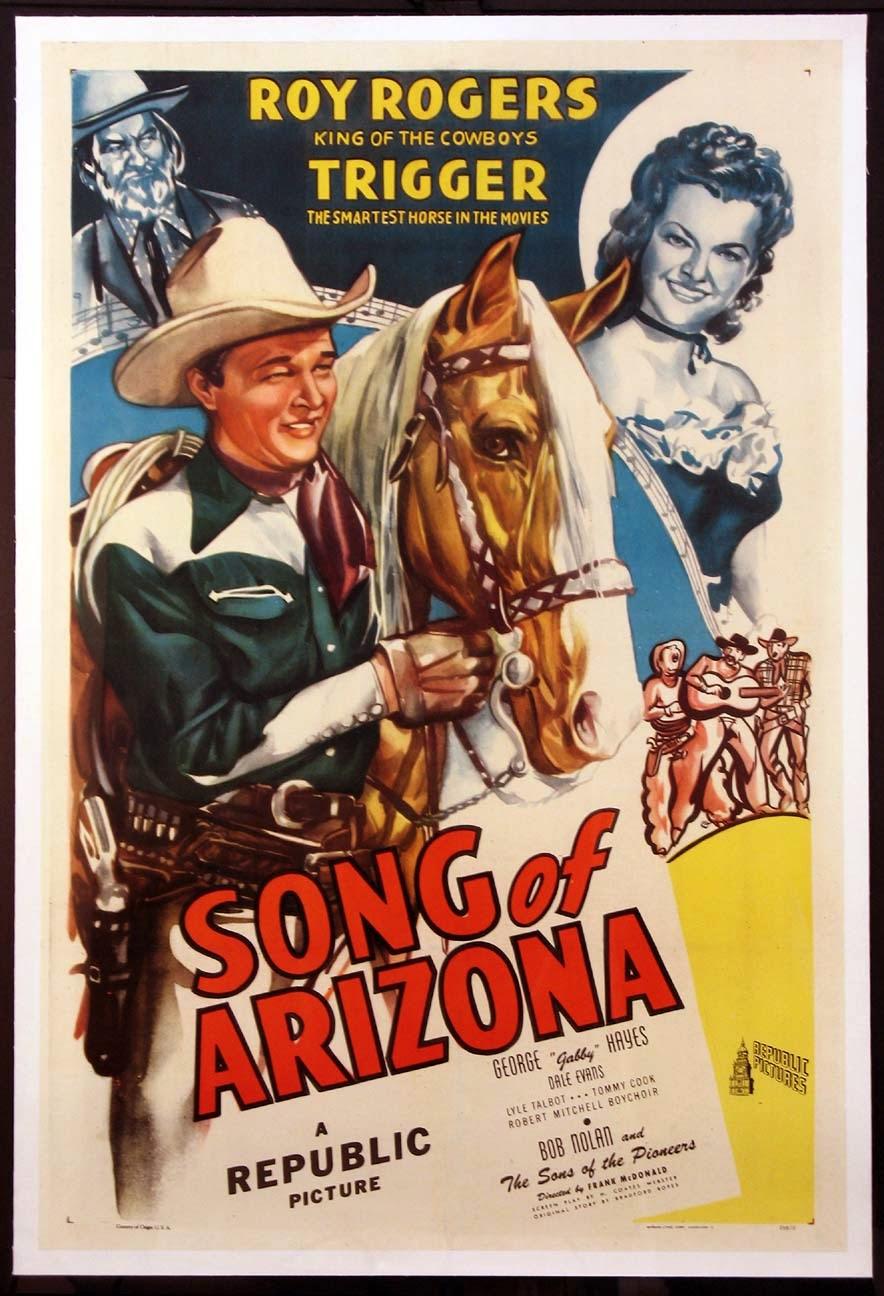 The Stranger From Arizona [1938]