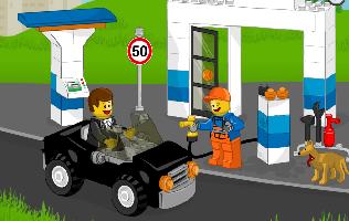 Lego ile Benzincilik