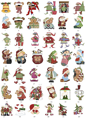 Christmas Address Labels Wallpaperes