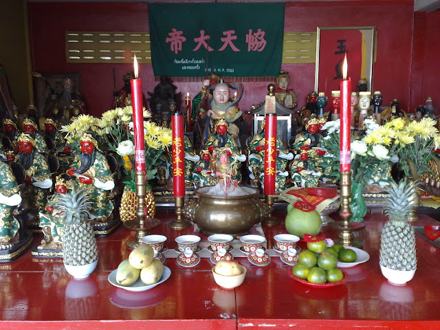 Chinese Temples in Phuket | Shrines