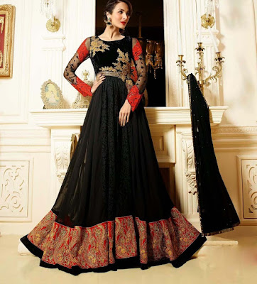 Find Exclusive Collections of Anarkali Churidhar Online