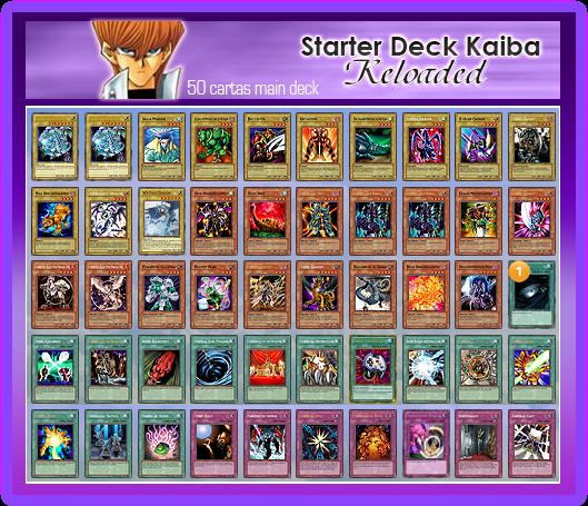28 Starter Deck Kaiba Reloaded Opening Yugioh
