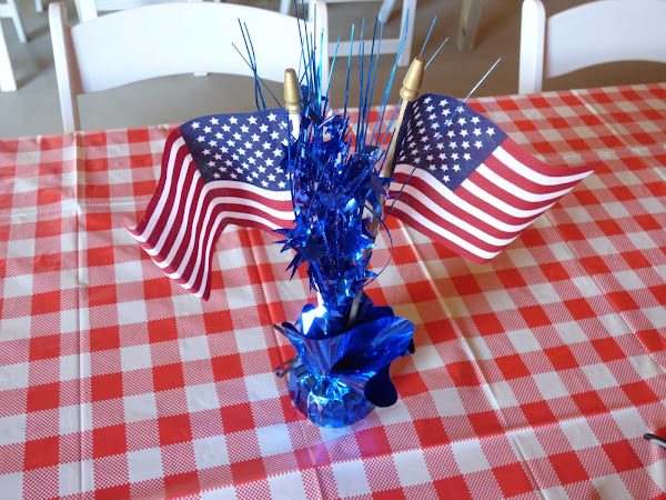 Strafford Democrats Celebrate Flag Day-Recap And Photos