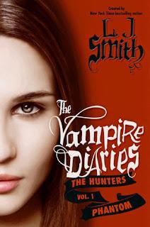 Vampire Diares cover